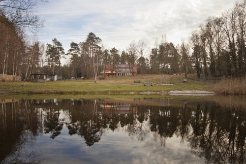 Am Weißen See Das Ausflugsziel im Grünen
