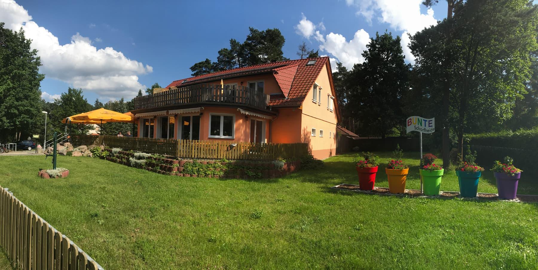 Cafe Am Weissen See Schorfheide