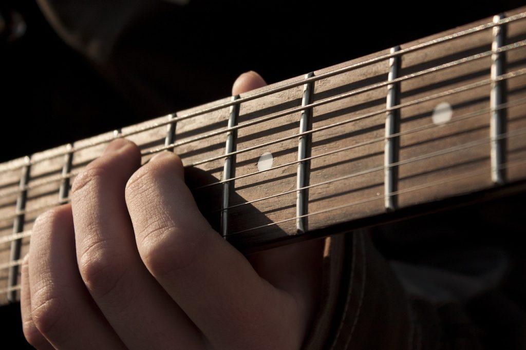 Am Weißen See Gitarre trifft Grill